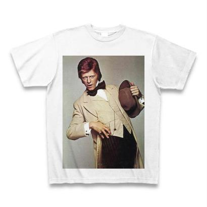 「DAVID BOWIE」ver.42ロックTシャツ WATERFALLオリジナル ※完全受注生産品 S/ M/ L/ XL