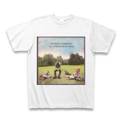 「GEORGE HARRISON」ver.3ロックTシャツ WATERFALLオリジナル ※完全受注生産品S/M/L/XL