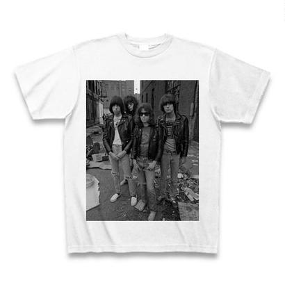 「RAMONES」ver.2ロックTシャツ WATERFALLオリジナル ※完全受注生産品 S / M / L / XL