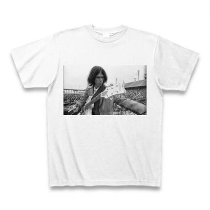 「NEIL YOUNG」ロックTシャツ WATERFALLオリジナル ※完全受注生産品 S / M / L / XL
