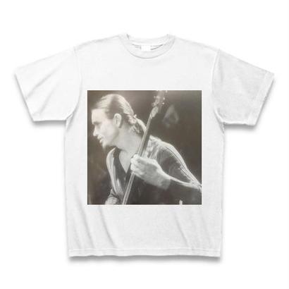 「JACO PASTORIUS」ver.3ジャズTシャツ WATERFALLオリジナル ※完全受注生産品 S/ M/ L/ XL