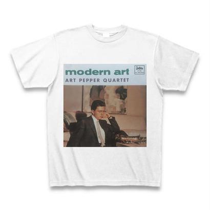 「ART PEPPER」ジャズTシャツ WATERFALLオリジナル ※完全受注生産品 S / M / L / XL