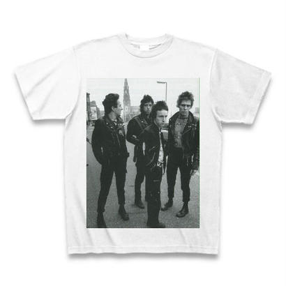 「THE CLASH」ver.6パンク40周年Tシャツ WATERFALLオリジナル ※完全受注生産品 S/ M/ L/ XL