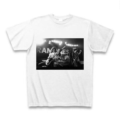 「RAMONES」ロックTシャツ WATERFALLオリジナル ※完全受注生産品 S / M / L / XL
