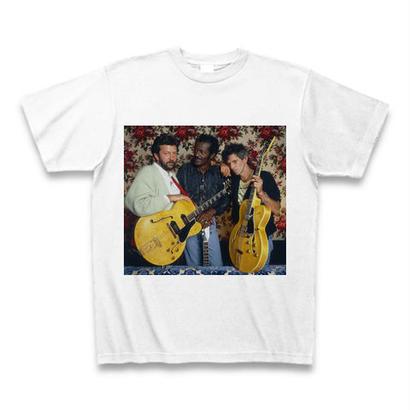 「CHUCK BERRY」追悼Tシャツ WATERFALLオリジナル ※受注生産品 S / M / L / XL