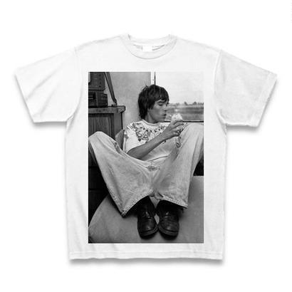 「IAN BROWN」ver.2ロックTシャツ WATERFALLオリジナル ※完全受注生産品 S/ M/ L/ XL
