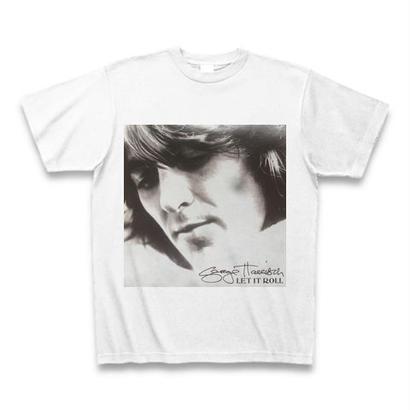 「GEORGE HARRISON」ver.1ロックTシャツ WATERFALLオリジナル ※完全受注生産品S/M/L/XL