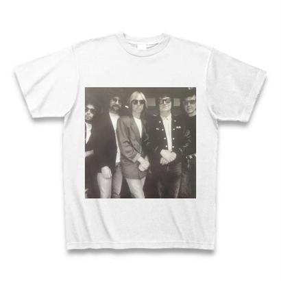 「TOM PETTY」ver.7追悼ロックTシャツ WATERFALLオリジナル ※完全受注生産品 S/ M/ L/ XL