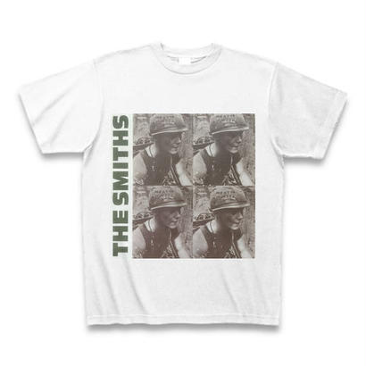 「The  Smiths」ver.2ロックTシャツ WATERFALLオリジナル ※完全受注生産品 S / M / L / XL