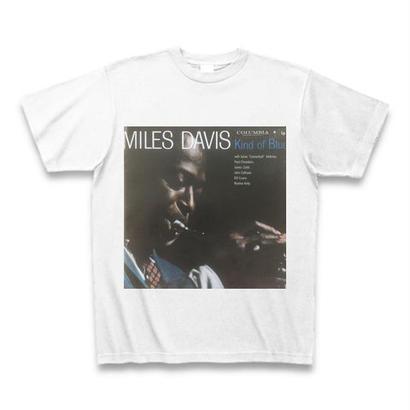 「MILES DAVIS」ver.1ジャズTシャツ WATERFALLオリジナル ※完全受注生産品 S / M / L / XL