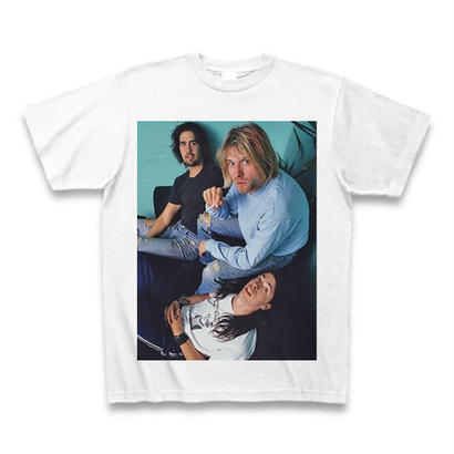 「NIRVANA」ver.2ロックTシャツ WATERFALLオリジナル ※完全受注生産品 S / M / L / XL