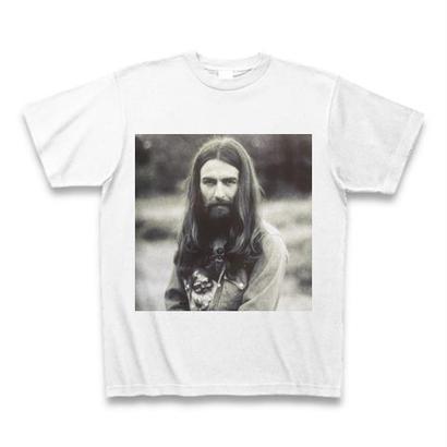 「GEORGE HARRISON」ver.2ロックTシャツ WATERFALLオリジナル ※完全受注生産品S/M/L/XL