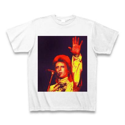 「DAVID BOWIE」ver.46ロックTシャツ WATERFALLオリジナル ※完全受注生産品 S/ M/ L/ XL