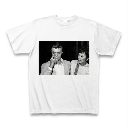 「DAVID BOWIE」ver.22ロックTシャツ WATERFALLオリジナル ※完全受注生産品 S/ M/ L/ XL