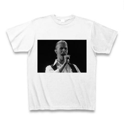 「DAVID BOWIE」ver.28ロックTシャツ WATERFALLオリジナル ※完全受注生産品 S/ M/ L/ XL