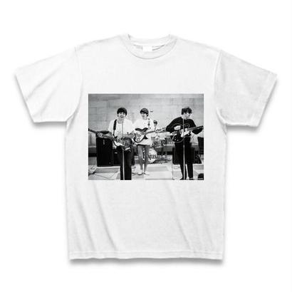 「THE BEATLES」ロックTシャツ WATERFALLオリジナル ※完全受注生産品 S / M / L / XL