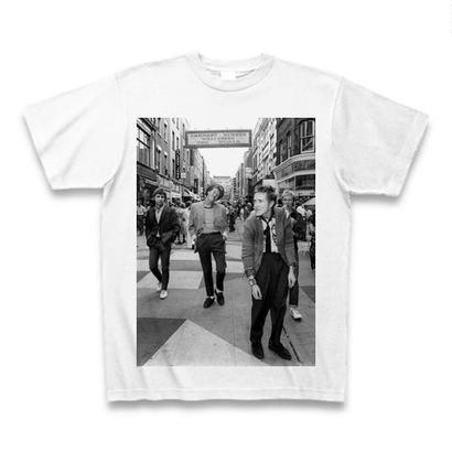 「SEX PISTOLS」ver.2ロックTシャツ WATERFALLオリジナル ※完全受注生産品 S / M / L / XL