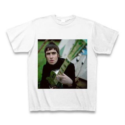 「Liam Gallagher」ver.2ロックTシャツ WATERFALLオリジナル ※完全受注生産品 S/ M/ L/ XL