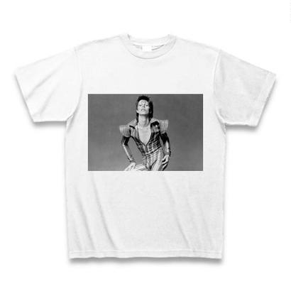 「DAVID BOWIE」ver.26ロックTシャツ WATERFALLオリジナル ※完全受注生産品 S/ M/ L/ XL