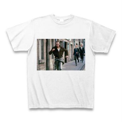 「Trainspotting」ver.5映画Tシャツ WATERFALLオリジナル ※完全受注生産品 S / M / L / XL