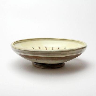 小鹿田焼 7寸菓子鉢 b