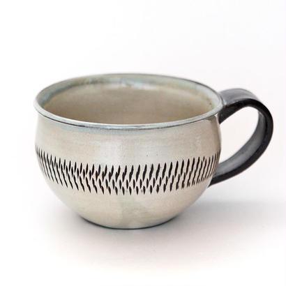小鹿田焼 スープカップ