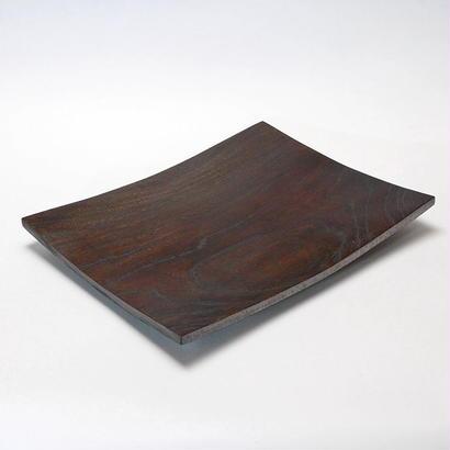 木の器 長角皿