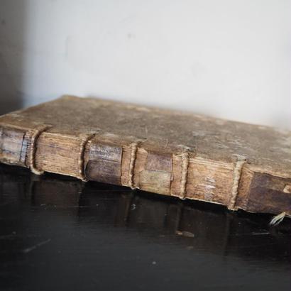 古書   1718年