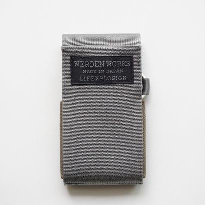 CARD CASE シルバーグレイ