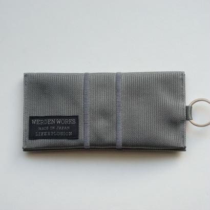 KEY CASE TYPE-2 シルバーグレイ