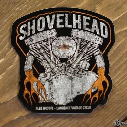 Shovelhead Decal / ショベルヘッドデカール