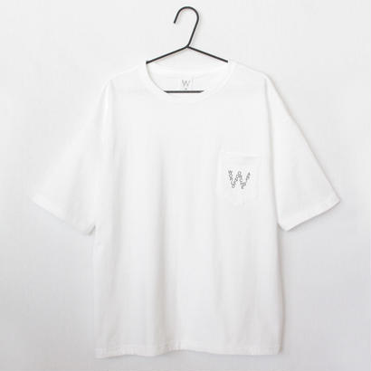 BIG T POCKET [WHITE]