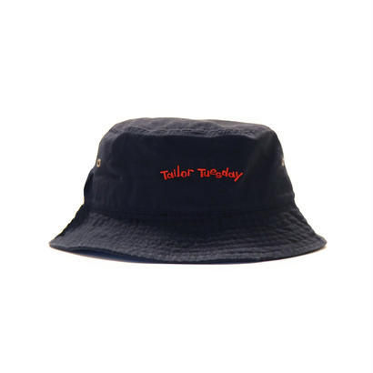 TAILOR TUESDAY BUCKET HAT ( BLACK , WHITE , SKYBLUE )