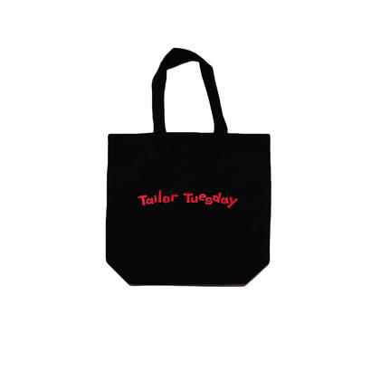 TAILOR TUESDAY RECORD BAG ( BEIGE , BLACK , RED )