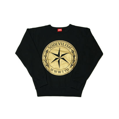 [40% OFF] SO DEVILISH SWEAT 2 (WHITE , BLACK)