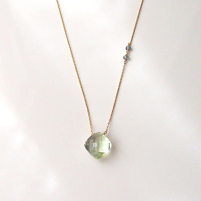 K10◇Candy N.Green amethyst