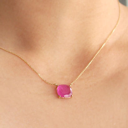 RUBY□Necklace