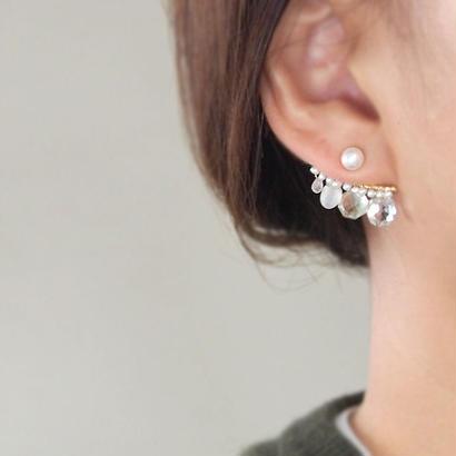 ネット先行価格‼再■line bijoux P  M-size 片耳用 GAM