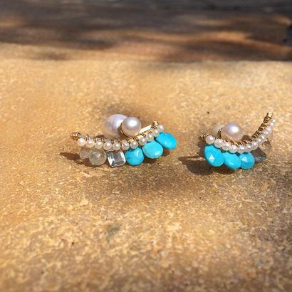 BEACH bijoux p set