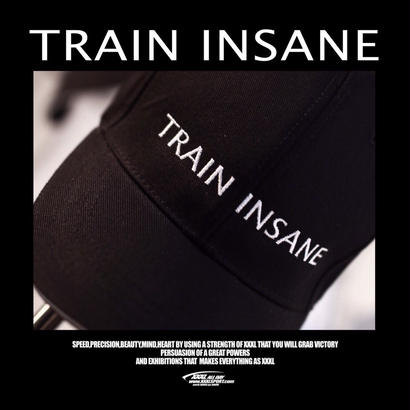 ''TRAIN INSANE''メジャーCAP