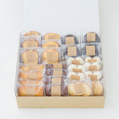 人気の焼菓子5500円セット