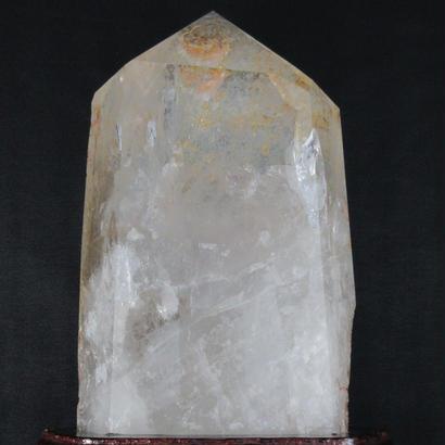 ライトニングクリスタル(雷水晶) 3.8kg 六角柱