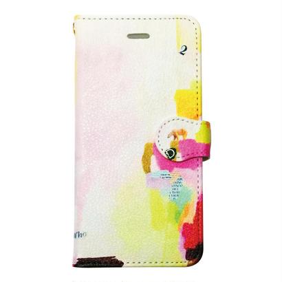 smartphone case poler B  手帳型スマートフォンケース
