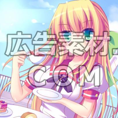 ニコニコ動画やゲーム雑誌で話題となった3年の女子高校生キャラスチル画像5(1枚絵)