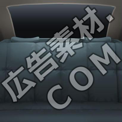 スマホ広告向け背景画像:高級外車の室内
