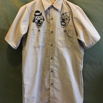 サーカス ワークシャツ  M グレー