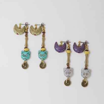 draw pierce/earring NEKO
