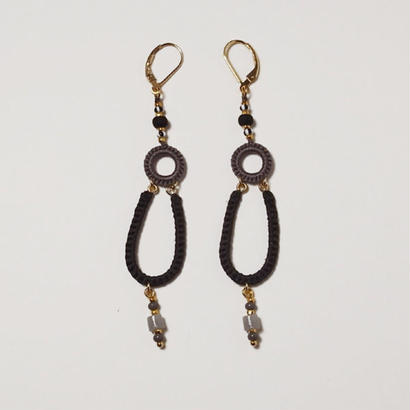 Ramza(single) pierce/earring monotone