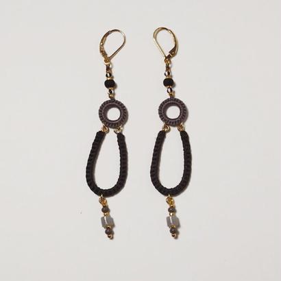 Ramza(single) pierce/earring monotone