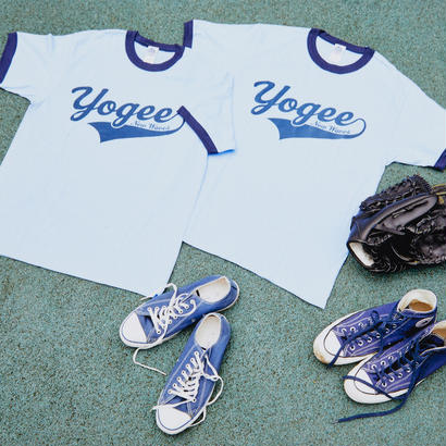 【EC限定】Baseball Ringer Tee  〈Navy×Navy〉